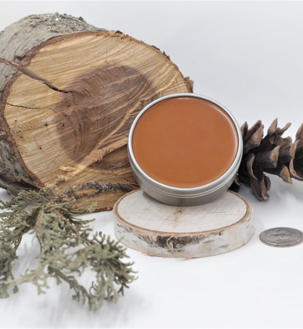 salve woodsy warrior opened red tree parts