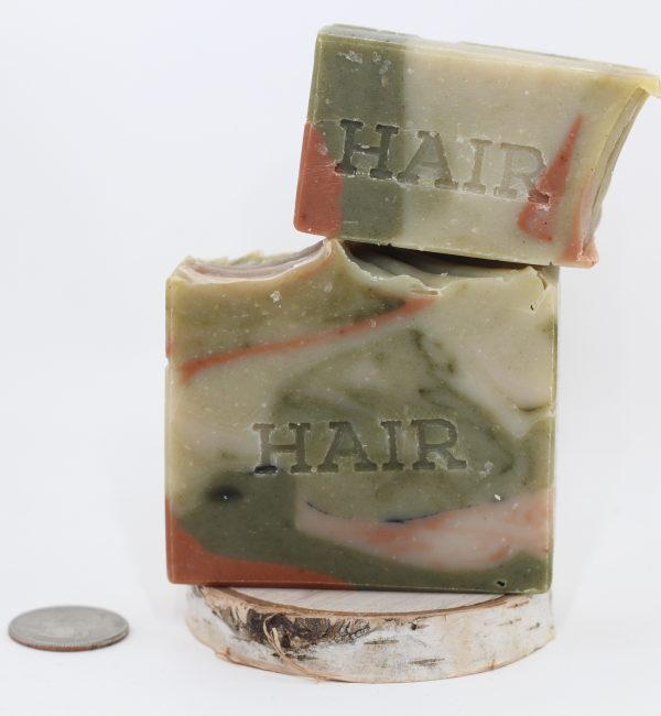 shampoo bar we of the mountain front duo