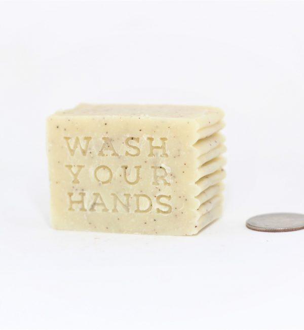 soap wash your hands small